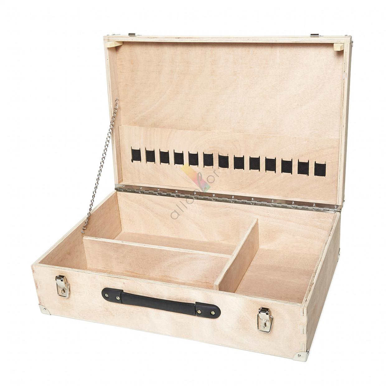 Maler-Werkzeugkasten