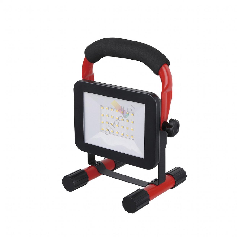 LED-Akkustrahler 20 Watt IP 54