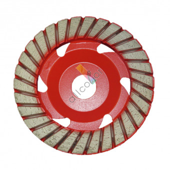 Dia-Schleifteller Type Arco-Flex Körnung grob