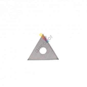 Ersatz-Dreikantklinge für Hartmetallschaber