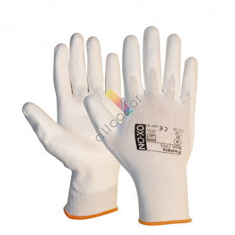 Polyester-Handschuh