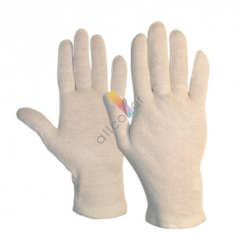Baumwoll-Unterhandschuhe