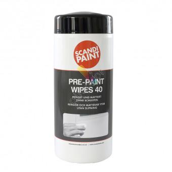 SCANDIPAINT Pre-Paint Wipes