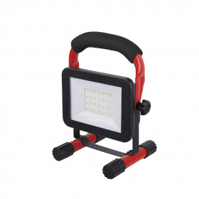 LED-Akkustrahler 20 Watt IP 54
