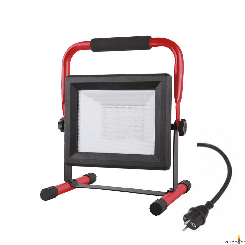 LED-Strahler 30 Watt IP 65