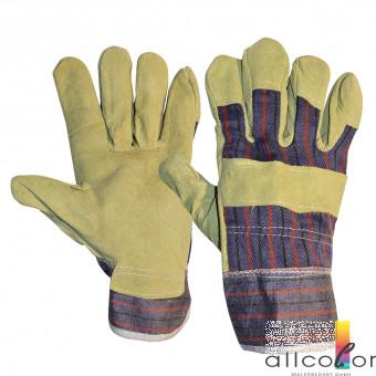 Leder-Handschuh