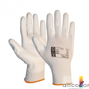 Polyester-Handschuh