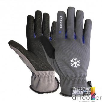 Synthetikleder-Winterhandschuh